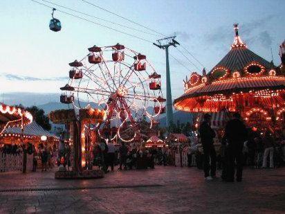 Fiesta de Fin del Verano en Tivoli