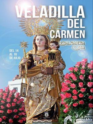 Actividades Religiosas y Preveladilla del Carmen 2012.