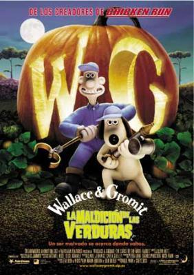 """Proyección de la película """"Wallace y Grommit la maldición de las verdu"""