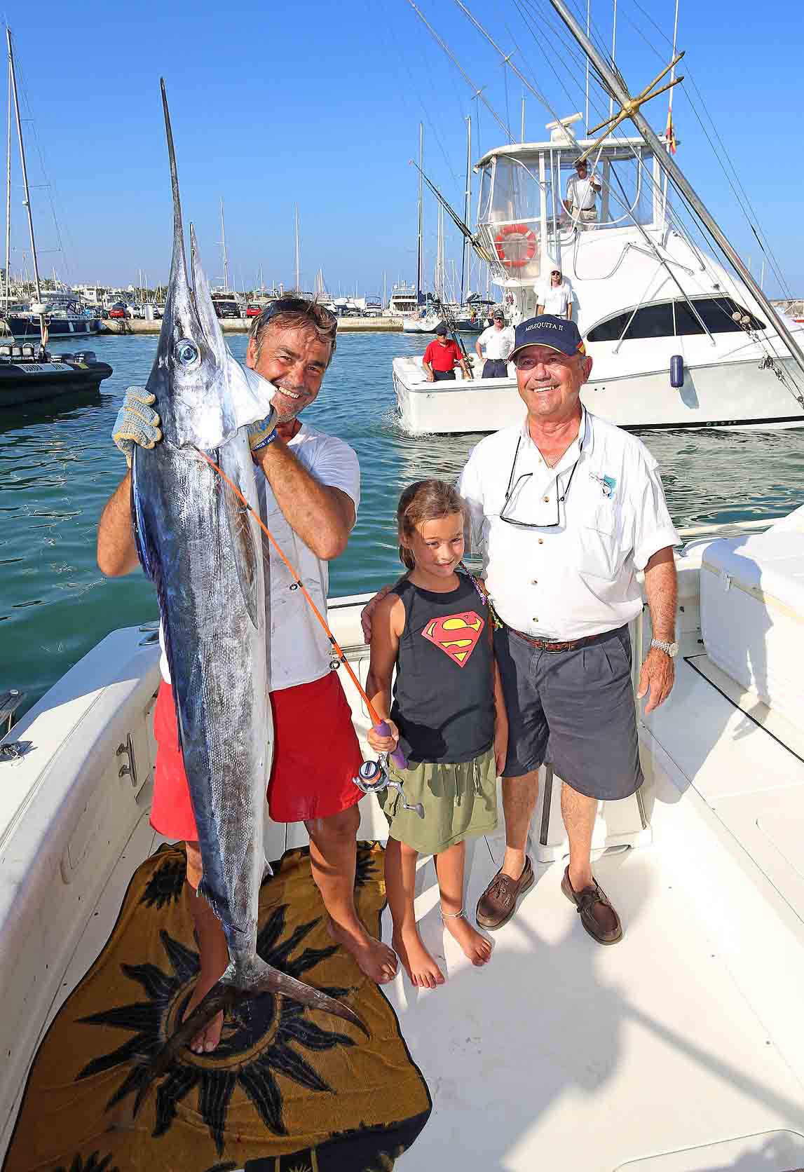 XXIV Torneo de Pesca de Altura