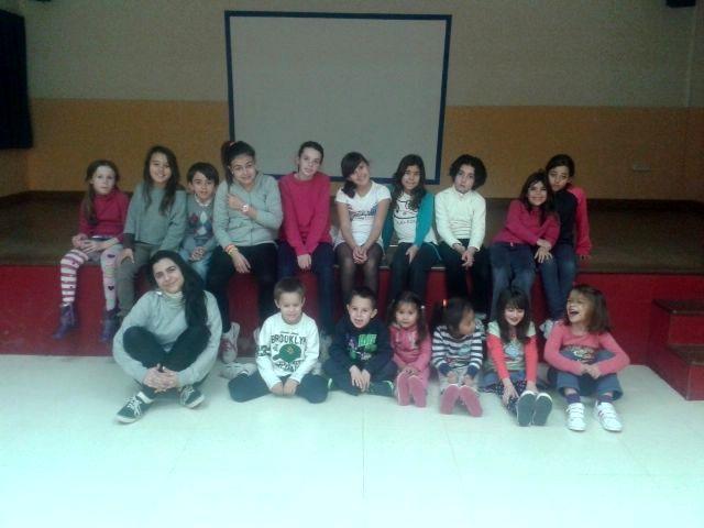 XXII Muestra de Teatro de Centros Docentes: AMPA Jacaranda 'Zafarrancho de ratones'