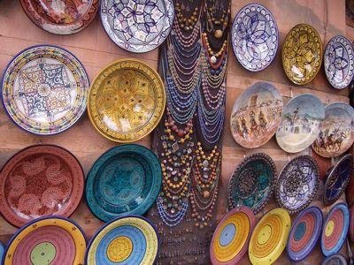 Zoco árabe en Benalmádena pueblo