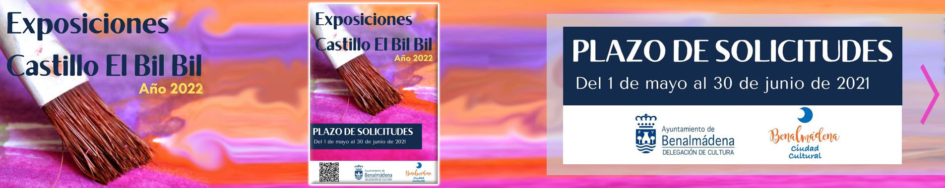 Solicitud de exposiciones Castillo El Bil Bil 2022