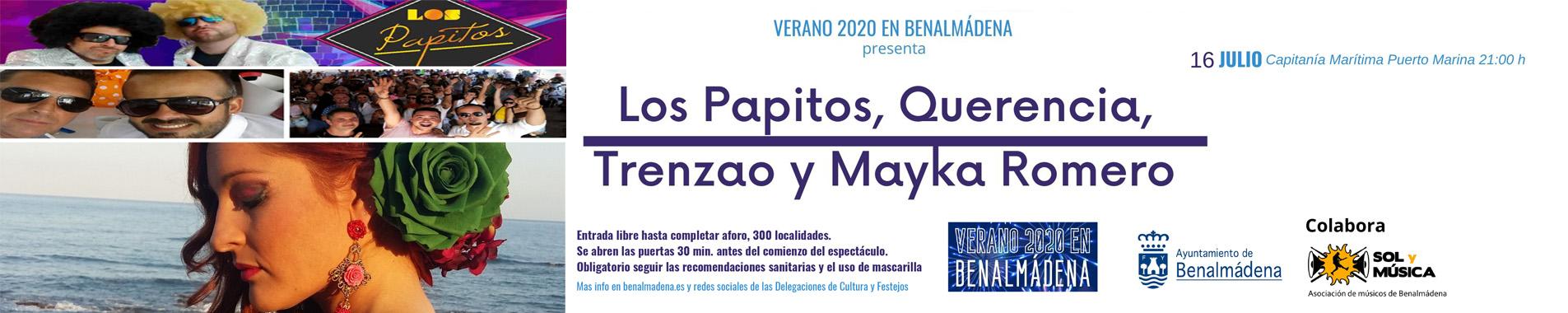 Concierto 16 Julio 2020