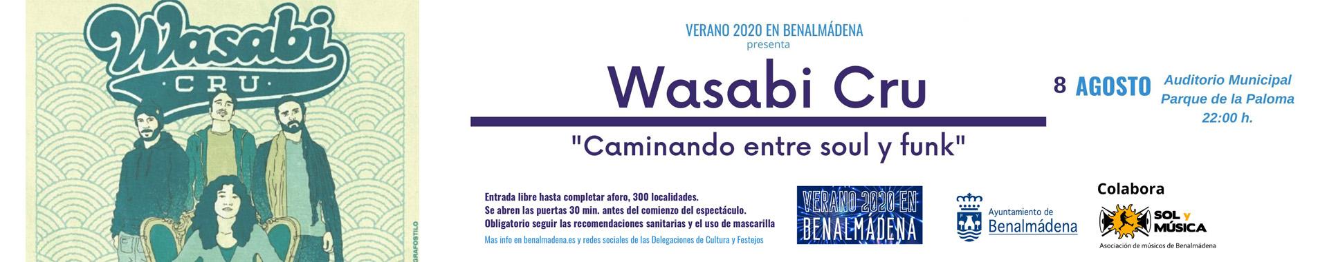 Wasabi Cru