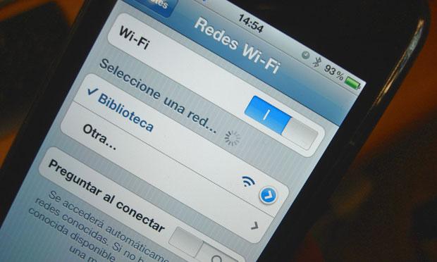 Acceso a Internet y Zona Wifi