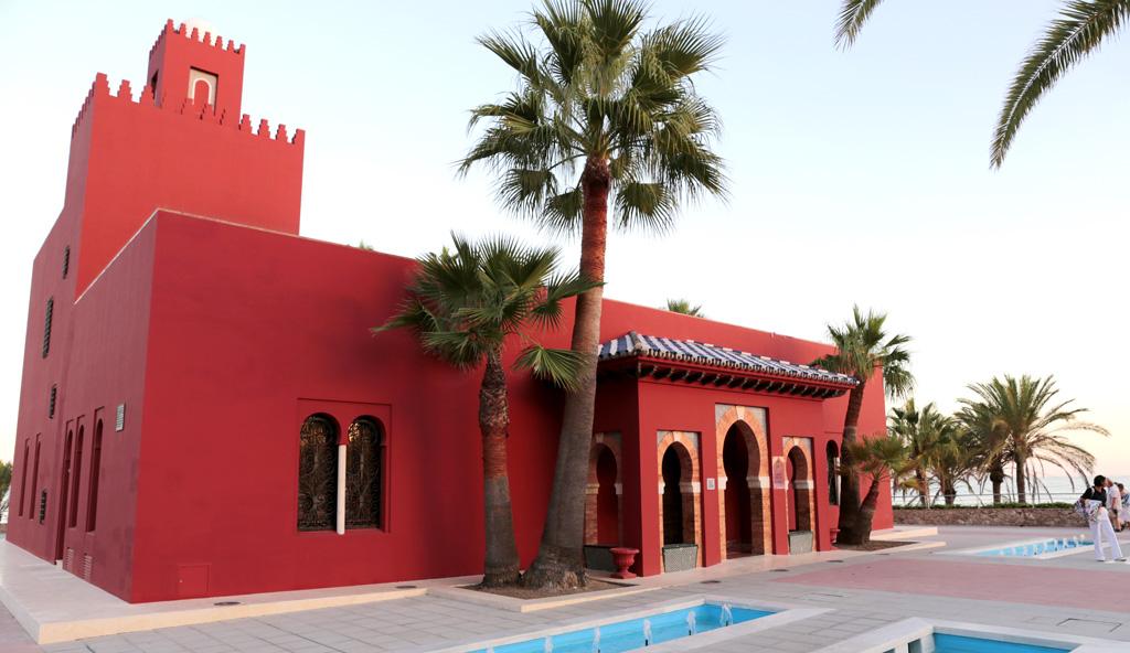 Castillo del Bil Bil - Benalmádena Costa - 2014