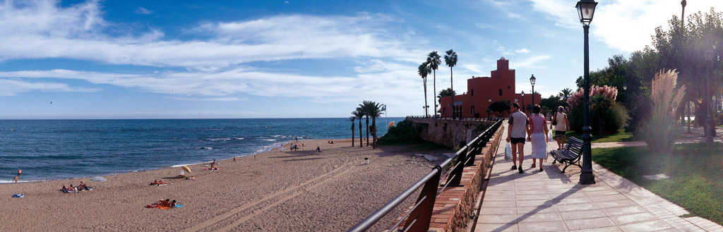 Paseo Marítimo y Playas - Benalmádena Costa