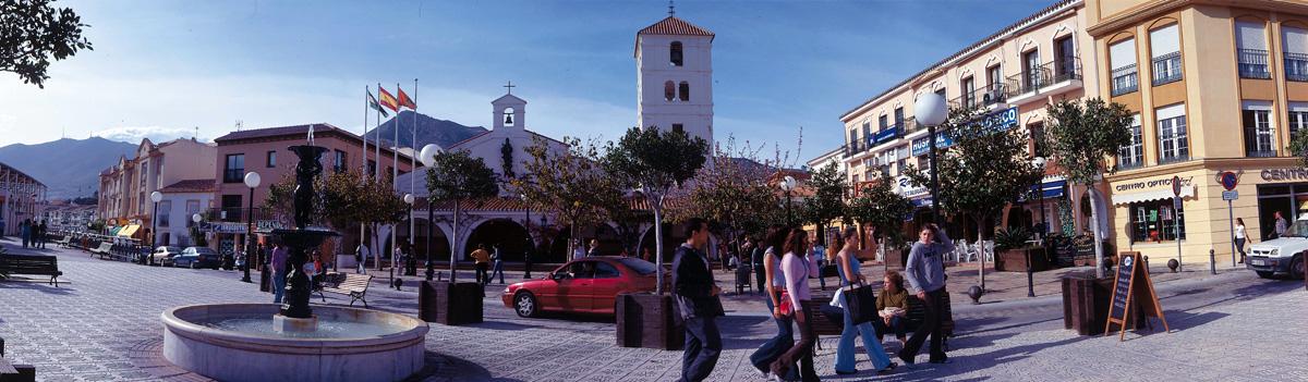 Iglesia de Arroyo de la Miel