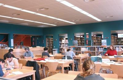 Biblioteca Arroyo de la Miel