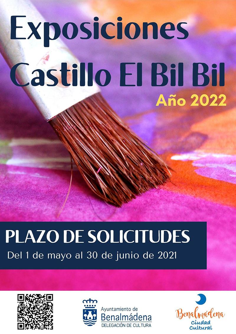 Plazo Solicitudes Exposiciones 2022
