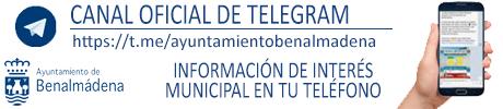 Canal Telegram Benalmádena