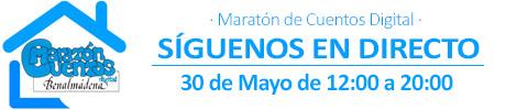 Maratón Digital de Cuentos - Cuentos desde Casa