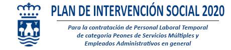 Plan de Intervención Social Benalmádena 2020