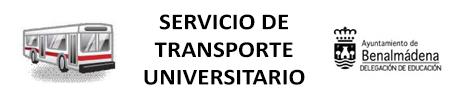 Subvención Transporte Universitario 2021/2022