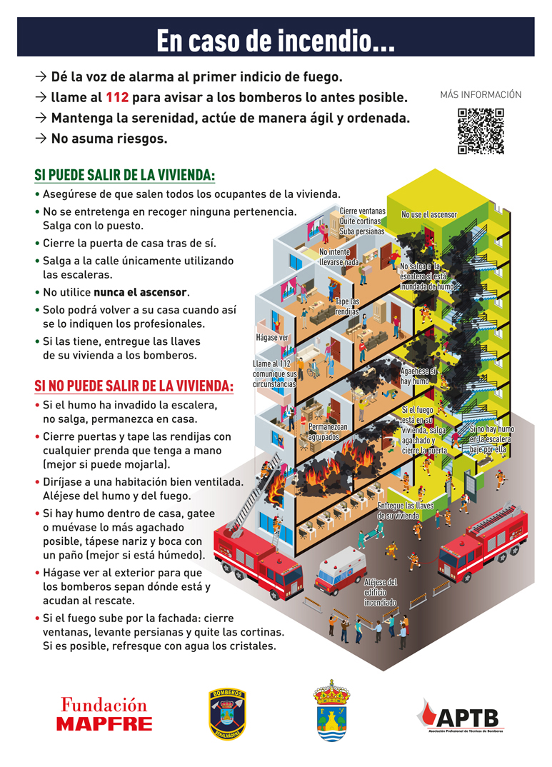 Semana Prevención Incendios 2020