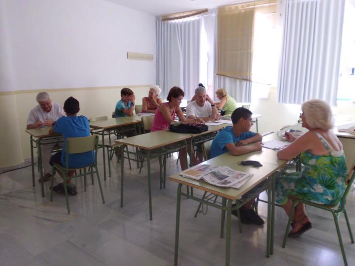Summer English Workshop 2011