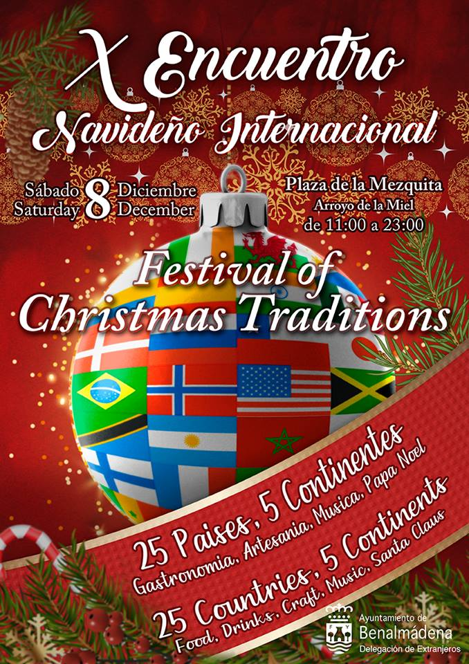 X Festival of Christmas Traditions