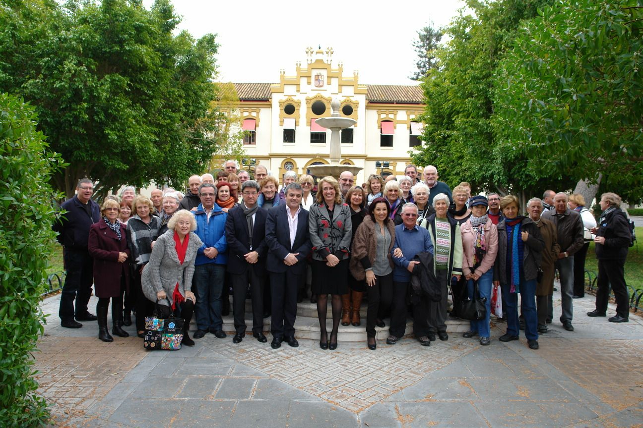 Expats discover the city of Malaga