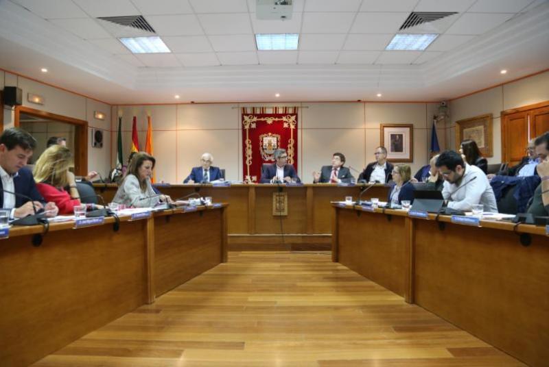 EL AYUNTAMIENTO DE BENALMÁDENA REHABILITARÁ Y PONDRÁ EN VALOR EL ACUEDUCTO DE CALLE CIUDAD DE MELILLA Y SU ENTORNO