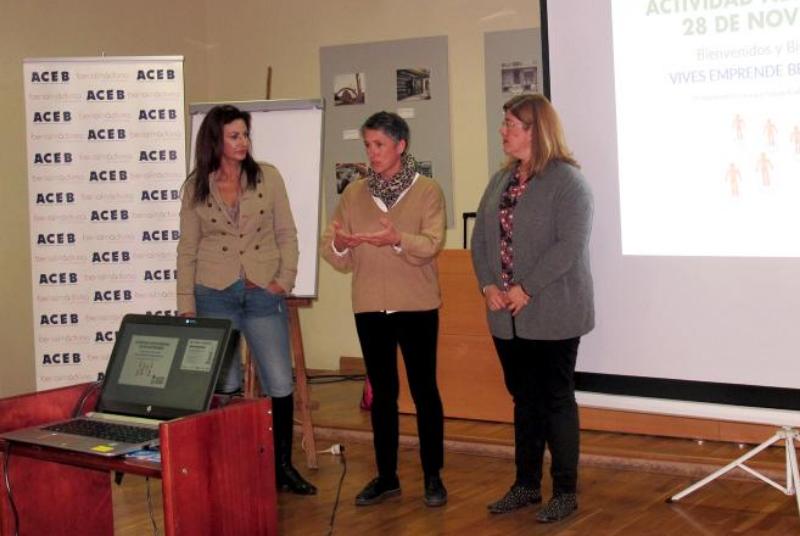 La Concejal Ana Sherman participó en un networking desarrollado por Acción Contra el Hambre en colaboración con la ACEB