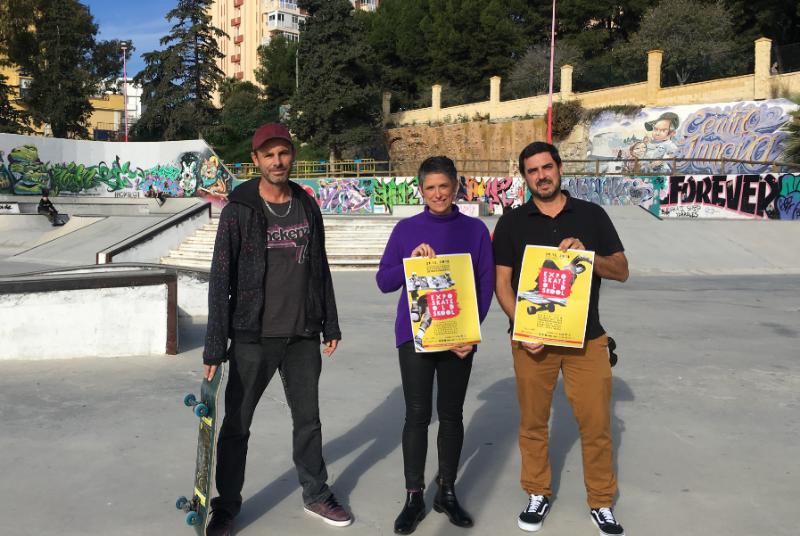 Las pistas de Skate del Edificio Innova acogerán el sábado 29 un encuentro y exposición de Skate 'Old Skool'