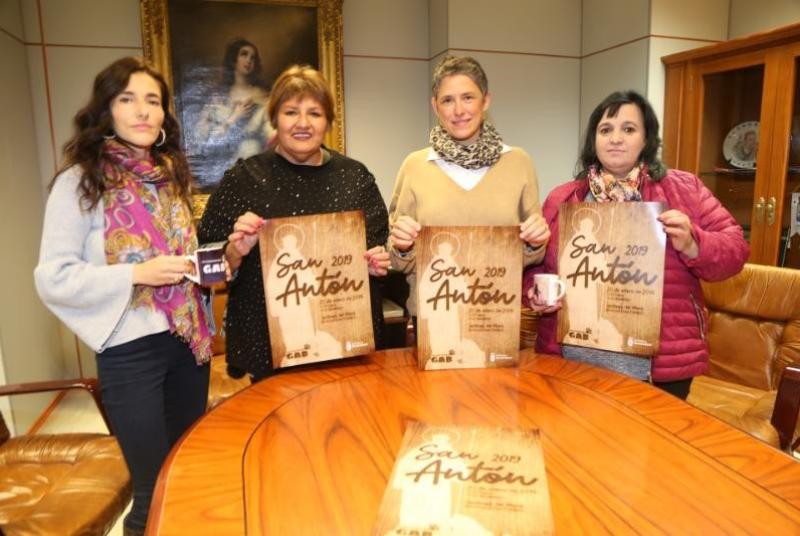 LOS JARDINES DEL MURO ACOGERÁN EL PRÓXIMO DOMINGO 20 DE ENERO LA CELEBRACIÓN DE LA FESTIVIDAD DE SAN ANTÓN