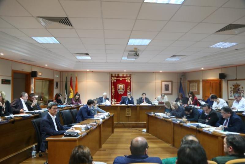 El Pleno aprueba el Plan Estratégico de Subvenciones, con un importe global cercano a 10 millones, y el Plan Normativo 2019