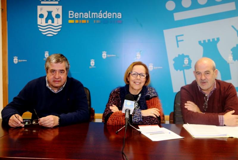 Benalmádena inicia el proceso para municipalizar el servicio de limpieza.