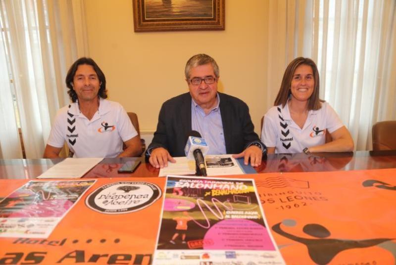 'BALONMANO X BENALMÁDENA' ACERCARÁ ESTE DEPORTE A LOS BARRIOS DEL MUNICIPIO
