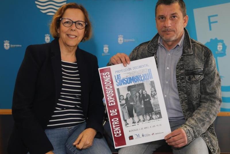 EL CENTRO DE EXPOSICIONES ACOGERÁ EL MIÉRCOLES 3 LA PROYECCIÓN DEL DOCUMENTAL 'LAS SIN SOMBRERO'