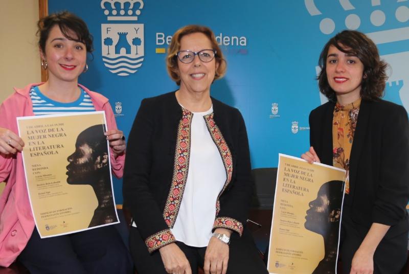 UNA MESA REDONDA ABORDARÁ 'LA VOZ DE LA MUJER NEGRA EN LA LITERATURA ESPAÑOLA'