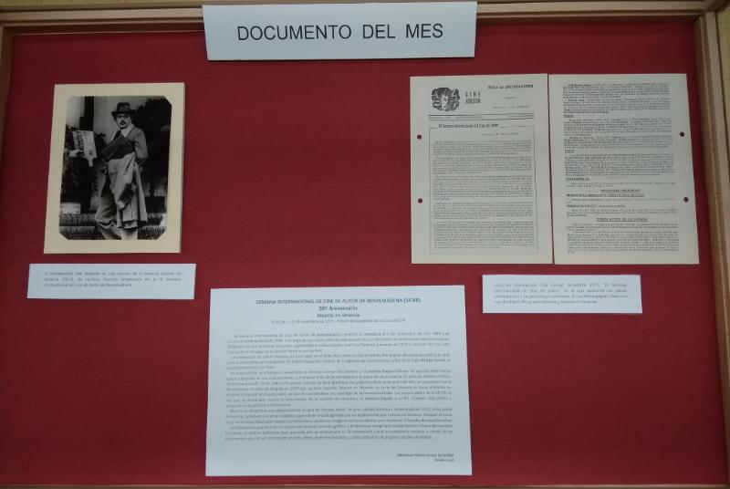 LA BIBLIOTECA PÚBLICA ARROYO DE LA MIEL SELECCIONA 'MUERTE EN VENECIA' DE LUCHINO VISCONTI COMO 'DOCUMENTO DEL MES'