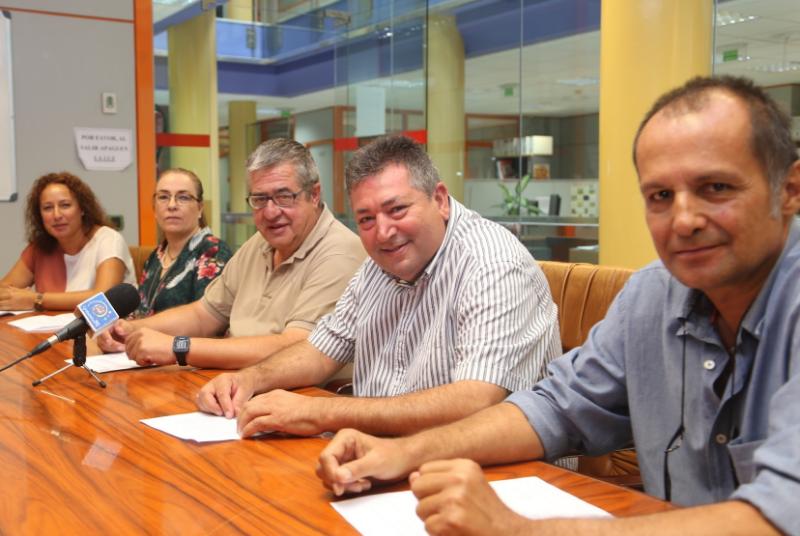 UN TOTAL DE 60 ALUMNOS TRABAJADORES PARTICIPAN ACTUALMENTE EN LAS ESCUELAS-TALLER Y TALLERES DE EMPLEO DE BENALMÁDENA