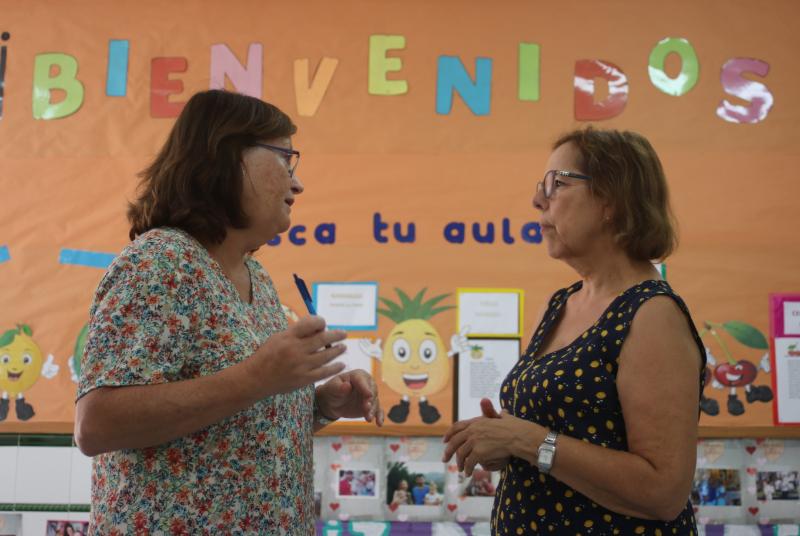 Comienza el curso en las escuelas infantiles municipales.