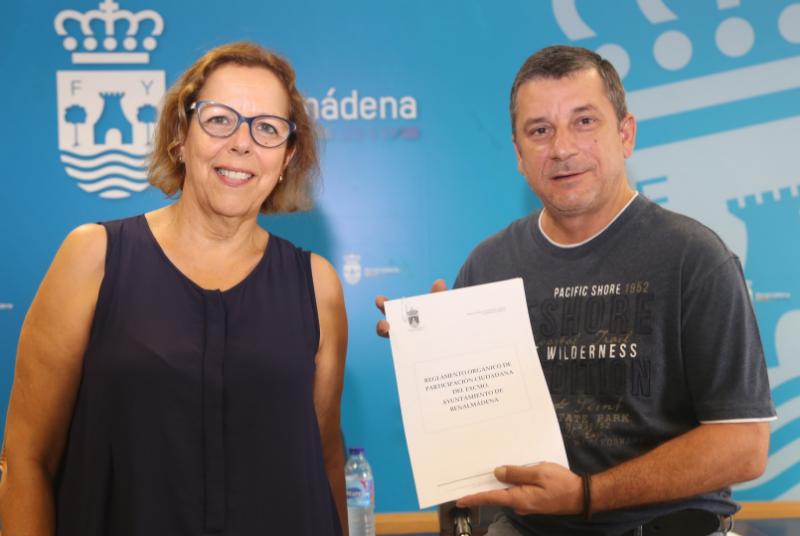 El primer reglamento de participación ciudadana de Benalmádena se pondrá en marcha el próximo octubre.