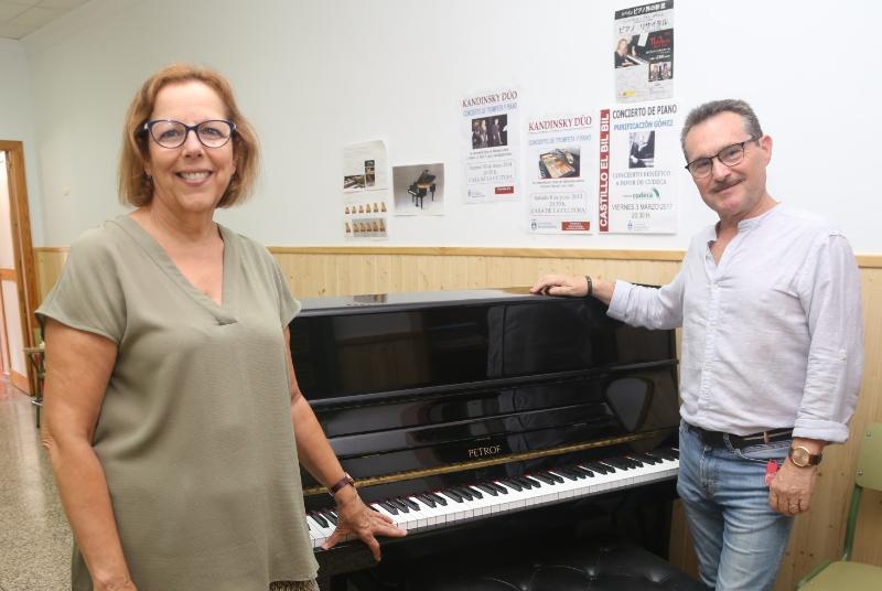 La Escuela Municipal de Música y Danza inicia el curso con más de 1200 alumnos matriculados.