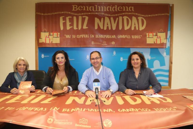 UN POBLADO NAVIDEÑO AMENIZARÁ EL CENTRO DE ARROYO DE LA MIEL Y BENALMÁDENA PUEBLO DURANTE LAS FIESTAS