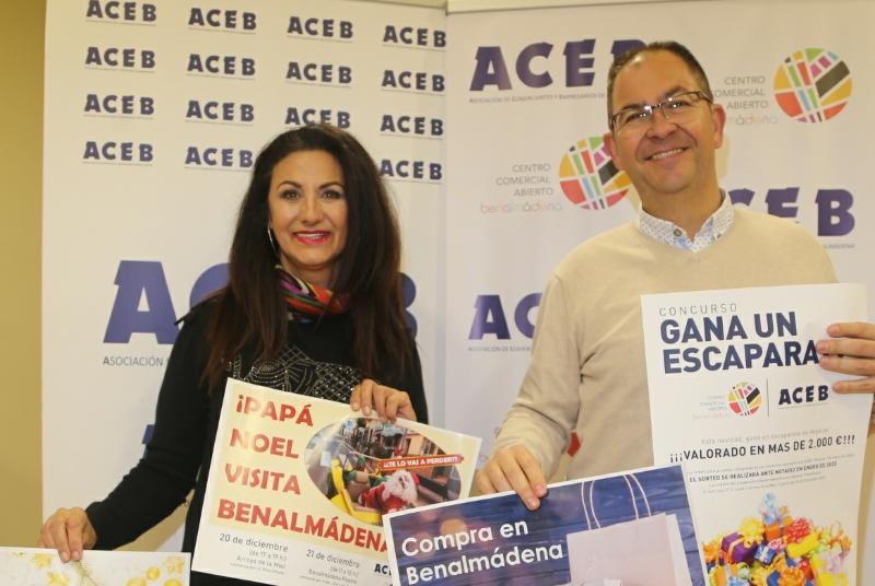 ACEB repartirá en su campaña de Navidad más de 4000 euros en premios y regalos.