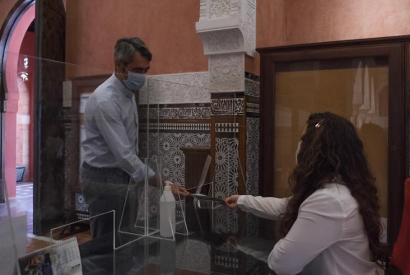 LA OFICINA DE TURISMO EN BENALMÁDENA COSTA SE TRASLADA AL CASTILLO DE BIL-BIL