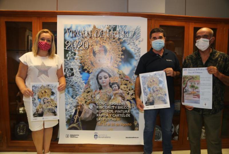 BENALMÁDENA CELEBRARÁ LA FESTIVIDAD DE LA VIRGEN DE LA CRUZ CON DIVERSOS CONCURSOS