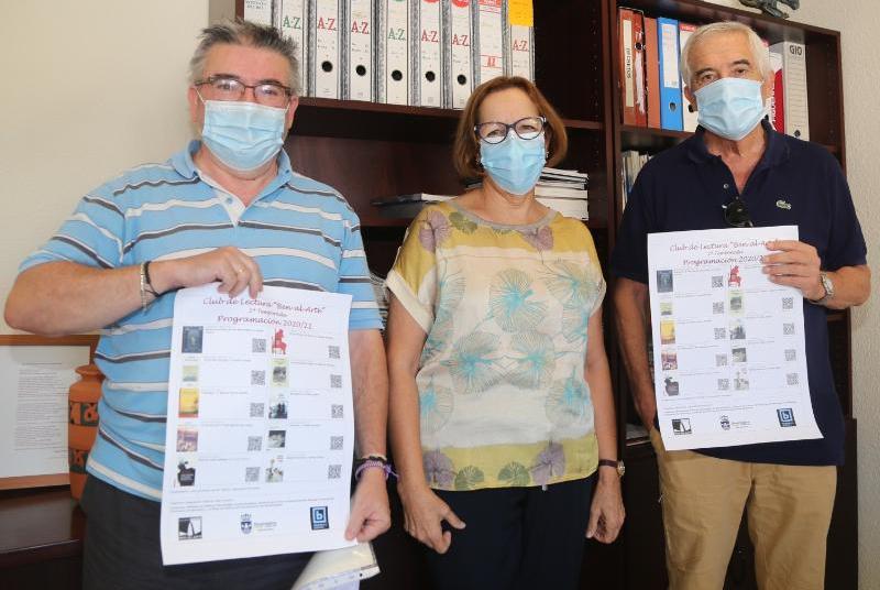 EL CLUB DE LECTURA 'BEN-AL-ARTE' PRESENTA LA PROGRAMACIÓN DE SU SEGUNDA TEMPORADA