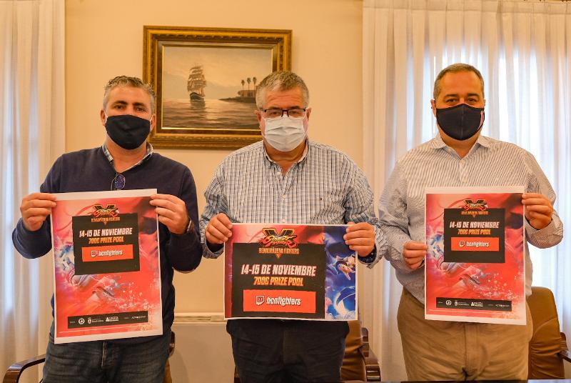 EL TORNEO 'BENALMÁDENA FIGHTERS' CONTARÁ CON LA PARTICIPACIÓN DE MÁS DE UN CENTENAR DE JUGADORES DE 'STREET FIGHTER V'
