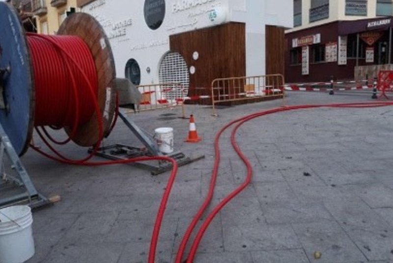 Endesa invierte más de 460.000 euros en un plan de refuerzo de sus infraestructuras eléctricas en el municipio