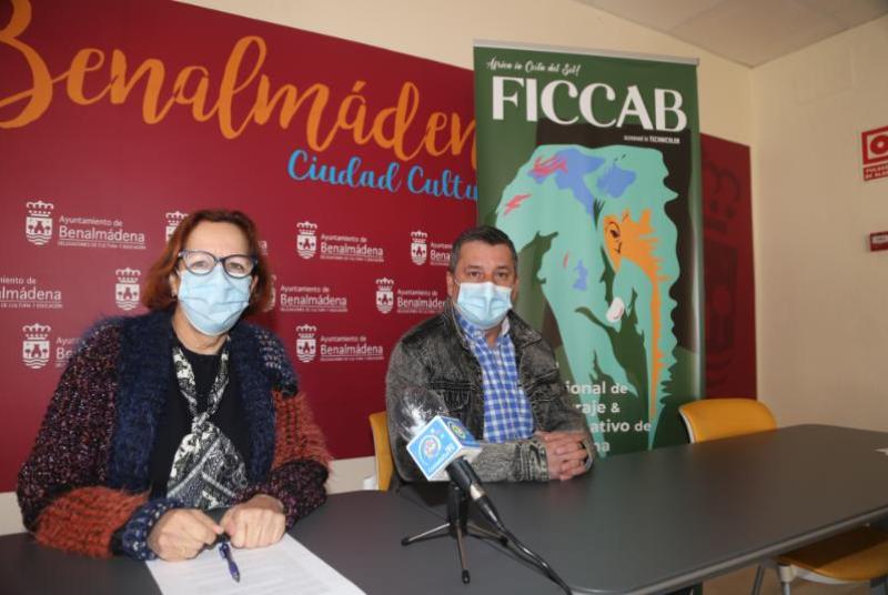 La 19ª edición del FICCAB contará con un ciclo de charlas virtuales con los creadores Pepe Viyuela, Carlos Iglesias, Puy Oria, Javier Coronilla y Daniel Sánchez