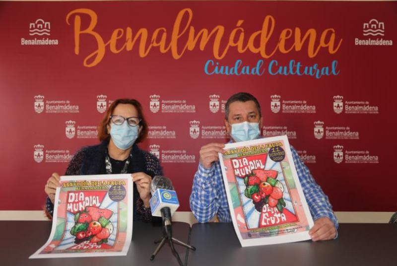 Benalmádena celebra el viernes 11 el XXXVI Día de la Fruta