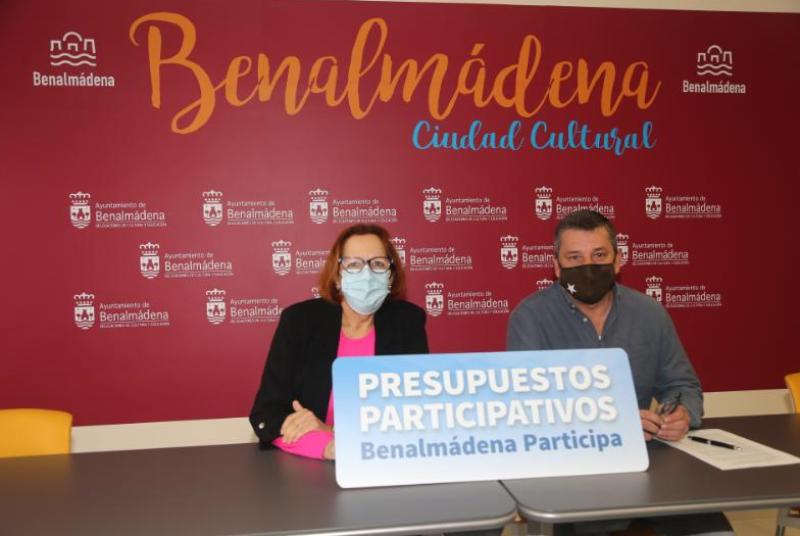 La concejala Elena Galán anuncia los proyectos que se ejecutarán a través de los presupuestos participativos