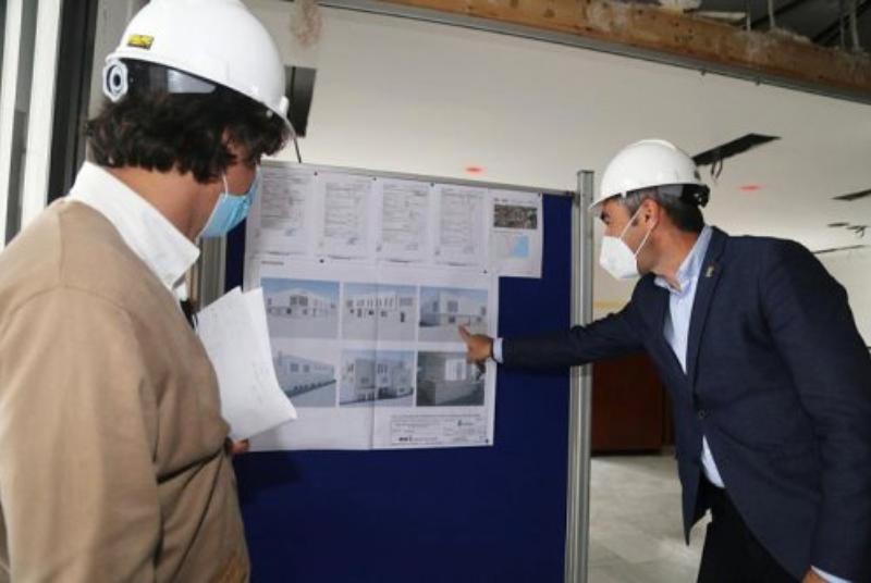 Comienzan las obras de ampliación del Centro de Participación de Mayores Anica Torres