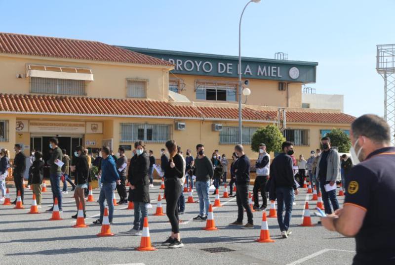 COMIENZAN LAS PRUEBAS DE SELECCIÓN DE LOS NUEVOS AGENTES DE LA POLICÍA LOCAL