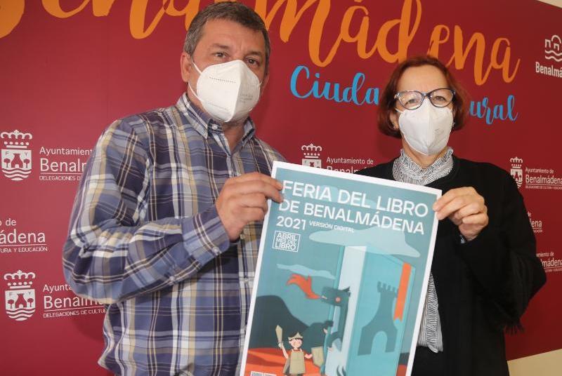 COMIENZA LA FERIA DEL LIBRO VIRTUAL DE BENALMÁDENA